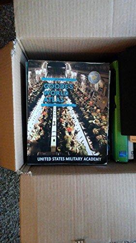 9780470084427: Goode's World Atlas (Rand McNally, United States Military Academy Edition)