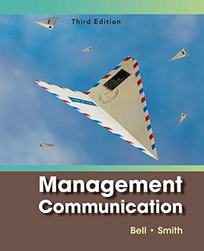 9780470084458: Management Communication