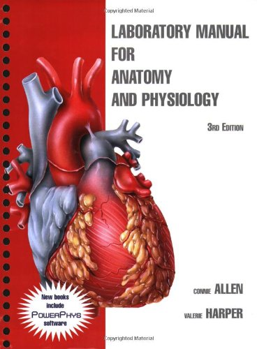 Laboratory Manual Anatomy Physiology by Connie Allen - AbeBooks
