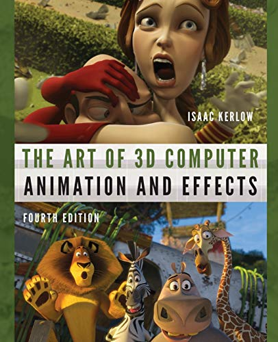 9780470084908: The Art of 3D Computer Animation and Effects
