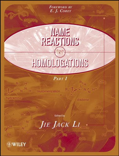 9780470085073: Name Reactions for Homologation, Part 1 (Comprehensive Name Reactions)