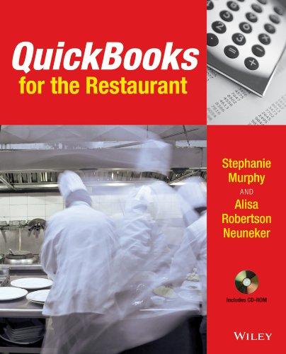 9780470085189: QuickBooks for the Restaurant