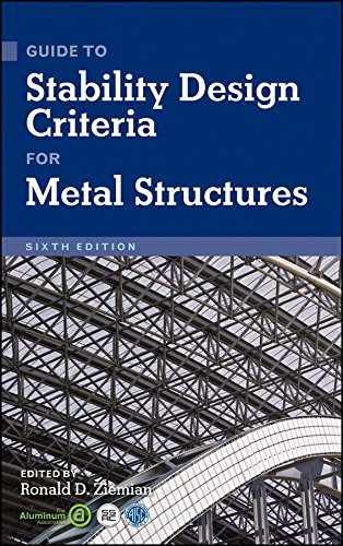 9780470085257: Guide to Stability Design Criteria for Metal Structures