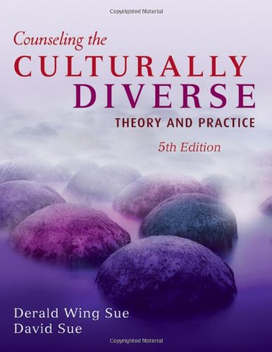 9780470086322: Counseling the Culturally Diverse: Theory and Practice