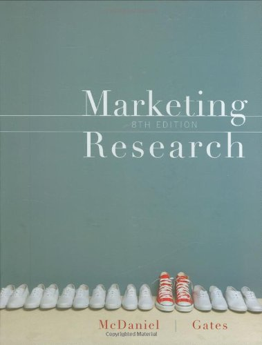 9780470087022: Marketing Research