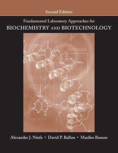 9780470087664: Fundamental Laboratory Approaches for Biochemistry and Biotechnology