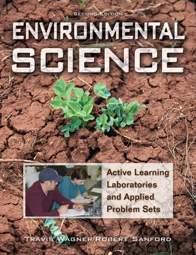9780470087671: Environmental Science: Active Learning Laboratories and Applied Problem Sets