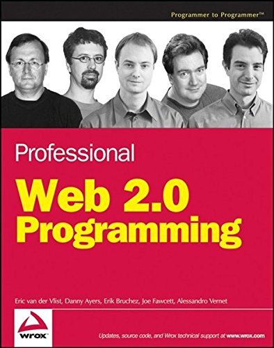 9780470087886: Professional Web 2.0 Programming