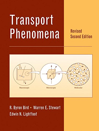 9780470088289: [Transport Phenomena] (By: R. Byron Bird) [published: March, 2007]