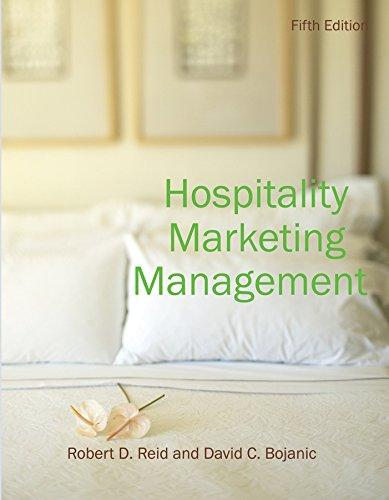 9780470088586: Hospitality Marketing Management