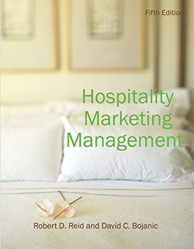 9780470088586: Hospitality Marketing Management