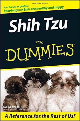 9780470089453: Shih Tzu for Dummies