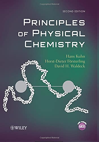 9780470089644: Principles of Physical Chemistry