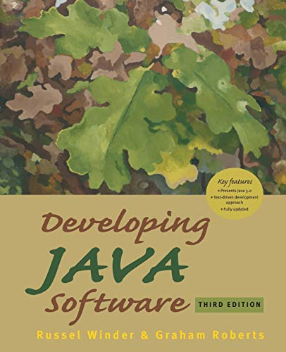 9780470090251: Developing Java Software (third edition)