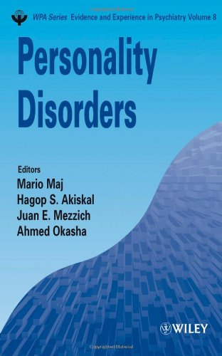 9780470090367: Personality Disorders (WPA Series in Evidence & Experience in Psychiatry)