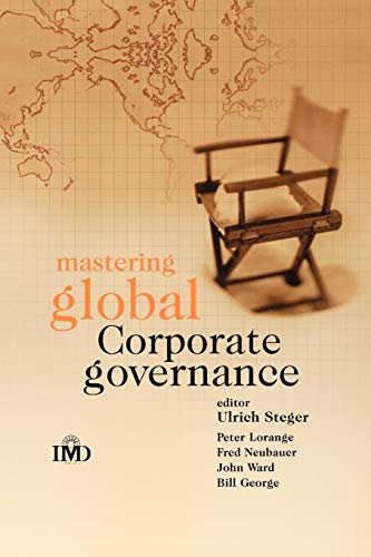 9780470090411: Mastering Global Corporate Governance