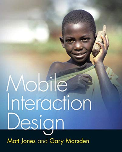 9780470090893: Mobile Interaction Design