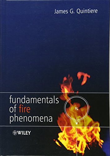 9780470091135: Fundamentals Of Fire Phenomena
