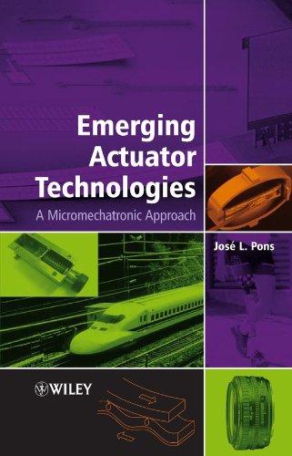 9780470091975: Emerging Actuator Technologies: A Micromechatronic Approach