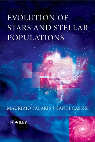 9780470092194: Evolution of Stars And Stellar Populations