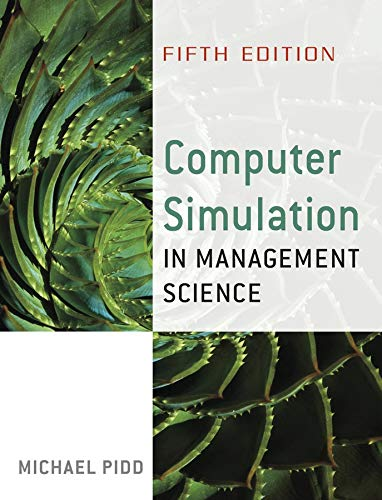 9780470092309: Computer Simulation in Management Science