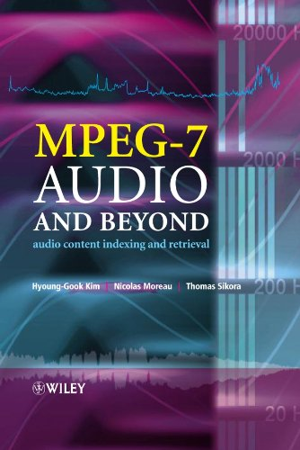 9780470093344: MPEG-7 Audio and Beyond: Audio Content Indexing and Retrieval