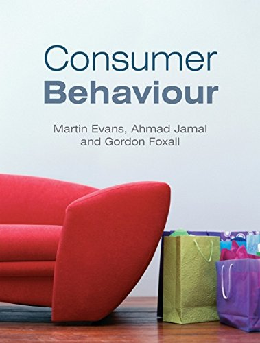 9780470093528: Consumer Behaviour