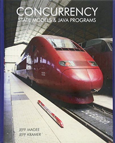 9780470093559: Concurrency: State Models and Java Programs