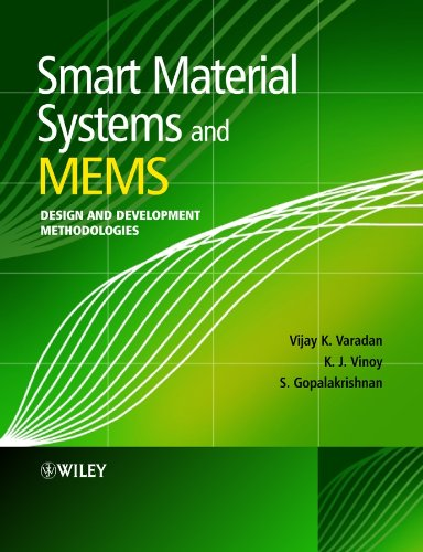 9780470093610: Smart Material Systems and MEMS: Design and Development Methodologies