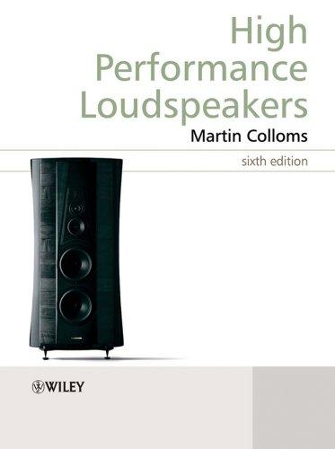 9780470094297: High Performance Loudspeakers