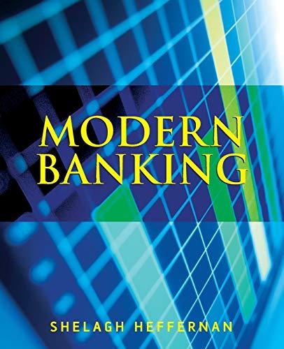9780470095003: Modern Banking (Wiley Finance)