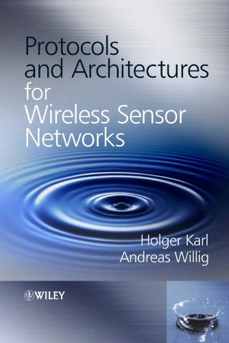 9780470095102: Protocols and Architectures for Wireless Sensor Networks