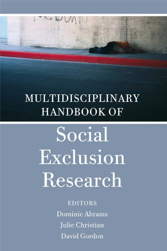 9780470095133: Multidisciplinary Handbook of Social Exclusion Research