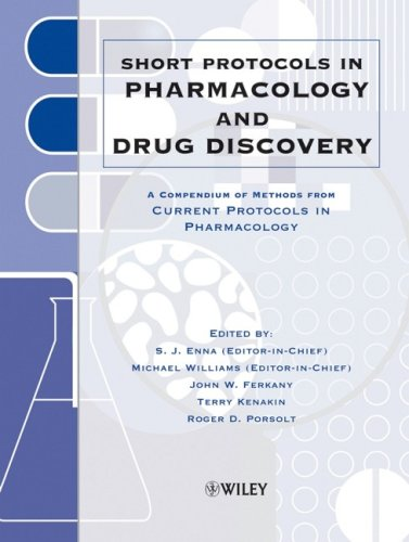 9780470095263: Short Protocols in Pharmacology and Drug Discovery