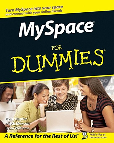 9780470095294: MySpace For Dummies