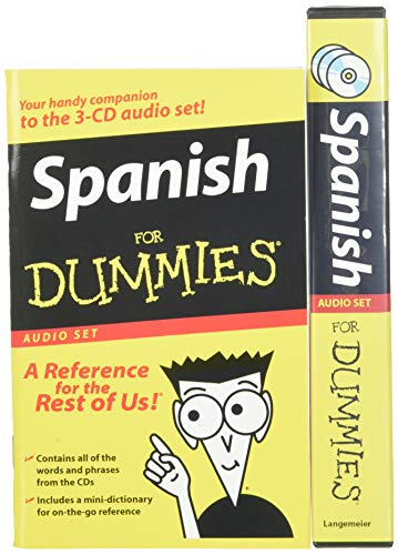 9780470095850: Spanish for Dummies Audio Set [With Spanish for Dummies Reference Book]
