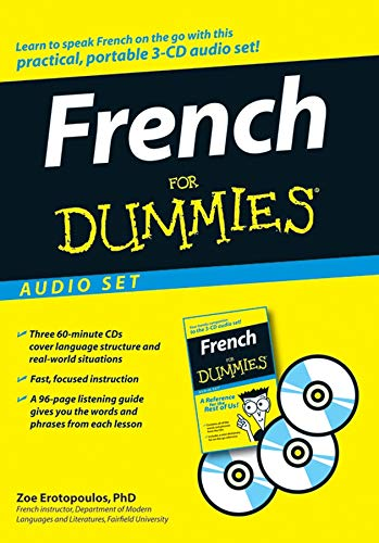 9780470095874: French For Dummies Audio Set