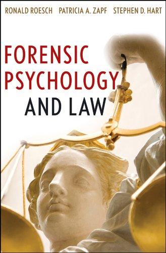 Forensic Psychology and Law Format: Hardcover: Ronald Roesch (Simon