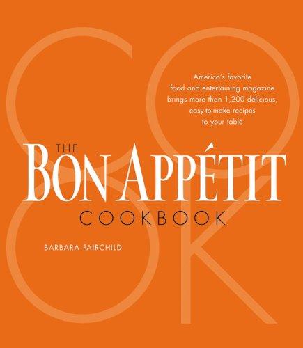 9780470097106: The Bon Appetit Cookbook
