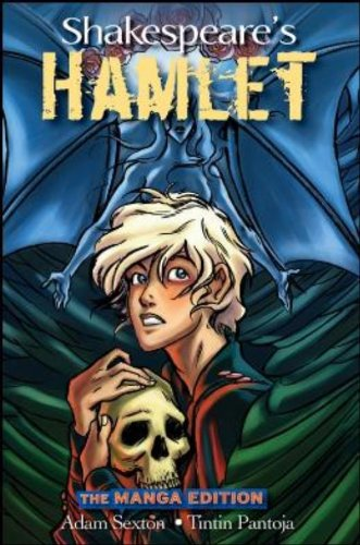 9780470097571: Shakespeare's Hamlet: The Manga Edition