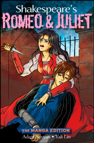 9780470097588: Shakespeare's Romeo and Juliet: The Manga Edition (Wileys Manga Shakespeare)