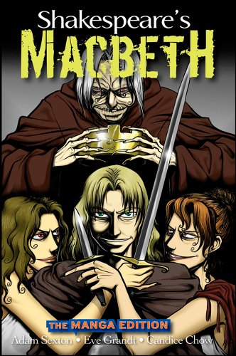 9780470097595: Shakespeare's Macbeth: The Manga Edition (Wileys Manga Shakespeare)