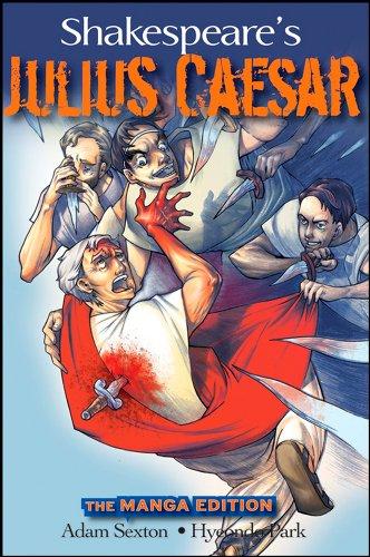 9780470097601: Shakespeare's Julius Caesar: The Manga Edition