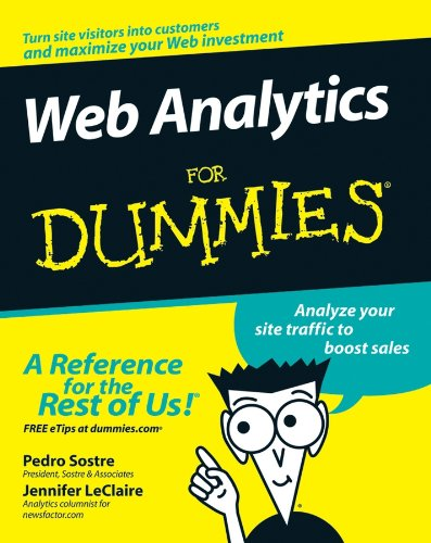 9780470098240: Web Analytics for Dummies