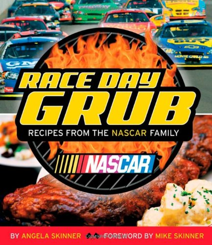 9780470098585: Race Day Grub: Recipes from the NASCAR Family