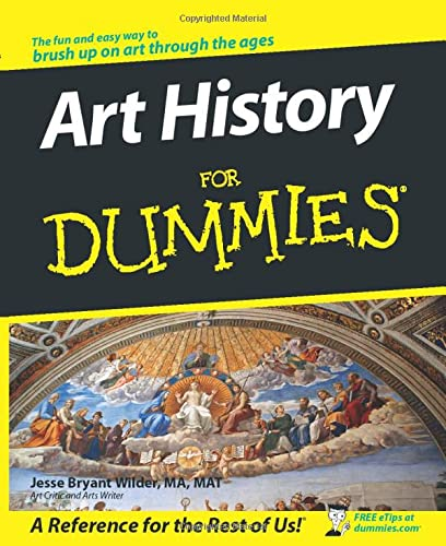 9780470099100: Art History For Dummies