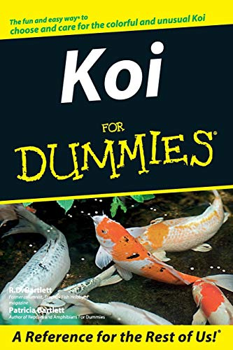 9780470099131: Koi For Dummies