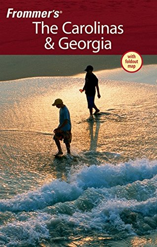 9780470100509: Frommer's The Carolinas & Georgia (Frommer's Complete Guides)