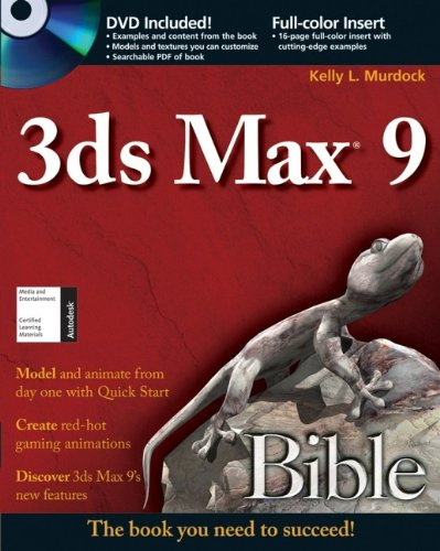 9780470100899: 3ds Max 9 Bible