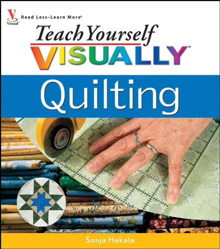 9780470101490: Teach Yourself VISUALLY Quilting